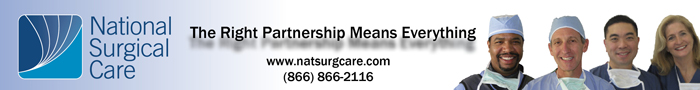 National Surgical Care: www.natsurgcare.com
