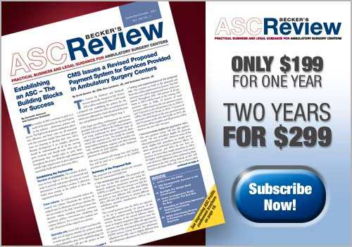 Subscribe to ASC Review