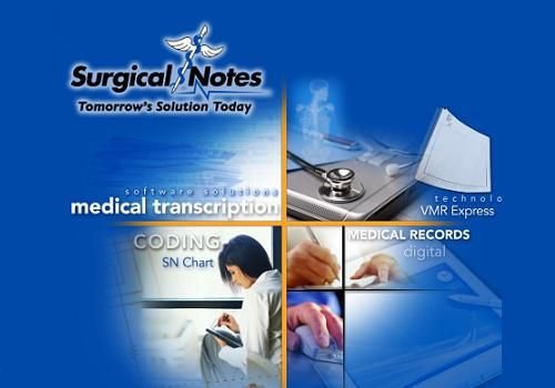 Surgical Notes 401 Start 17x