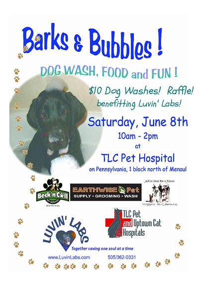 Barks & Bubbles