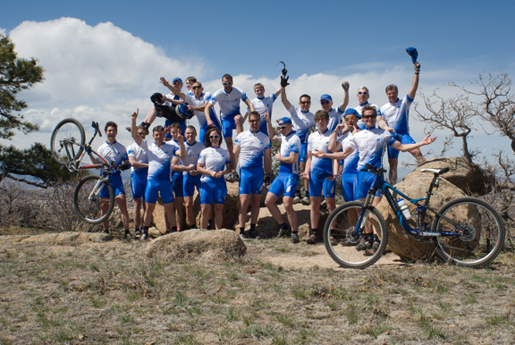 OES/BS 2010 Team picture