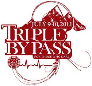 2011 Triple Bypass
