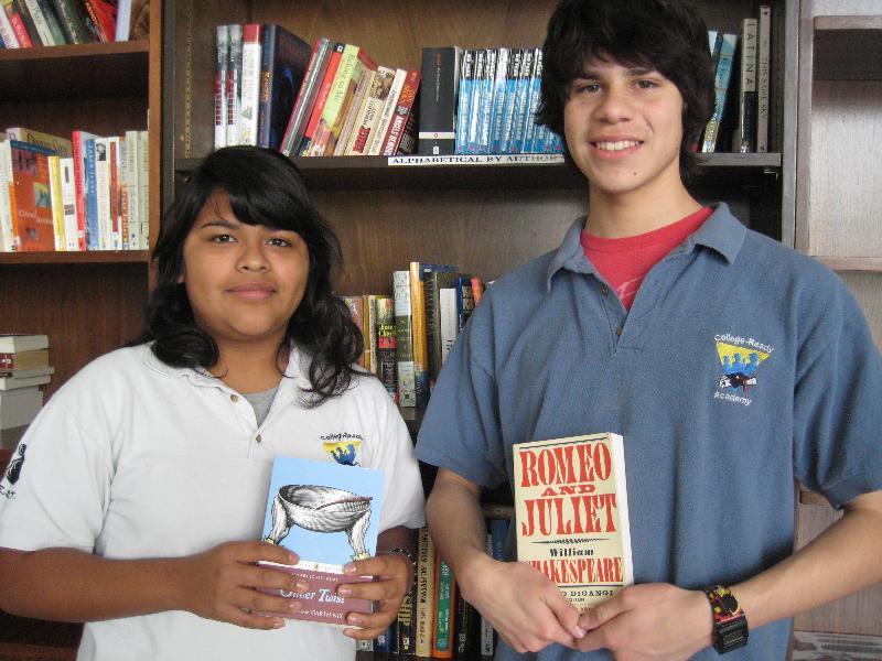 esat books students