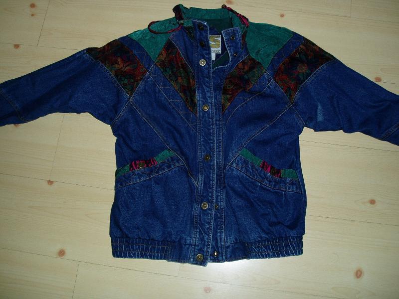 denim jacket outdated