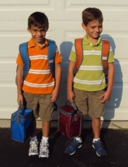 1st day 1st grade