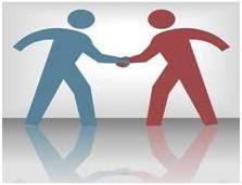 Service Matters Handshake