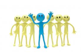 happy customer gang