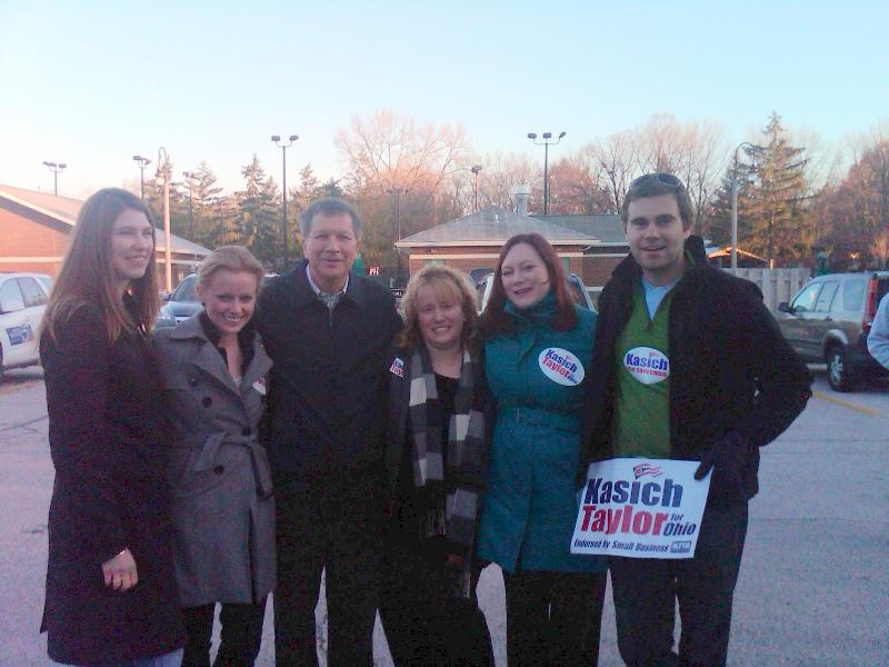 yr with kasich on election day
