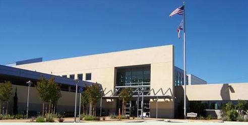 Contra Costa County Juvenile Hall in Martinez