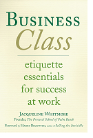 Business Class book cover