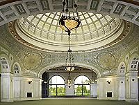 Marquette Building dome