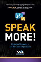 Speak More Cover