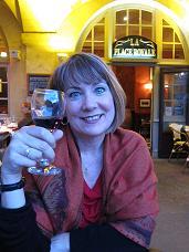 Vickie in Paris