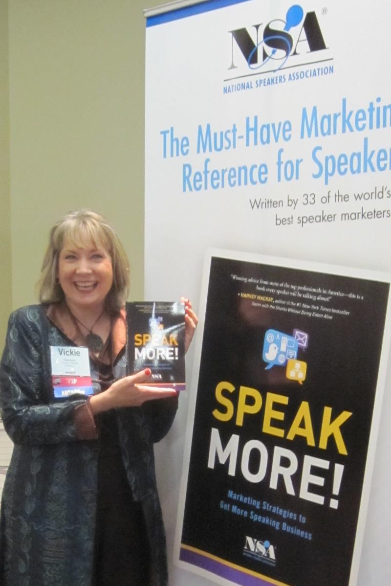 Vickie Austin, author