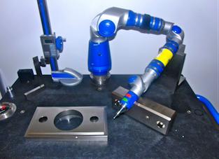 FARO Arm for Reverse Engineering