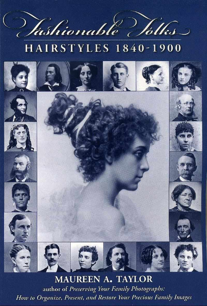 Fashionable Folk: Hairstyles