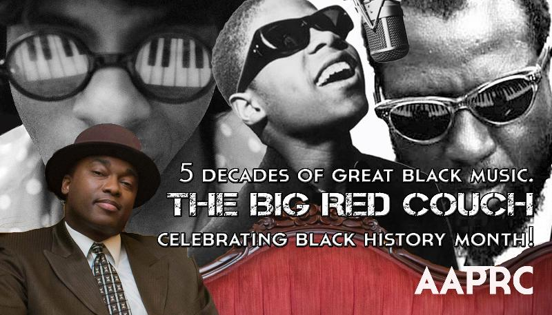 the big red couch celebrating 5 decades of great black music. Black Bedroom Furniture Sets. Home Design Ideas