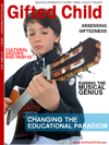 Gifted Child Cover
