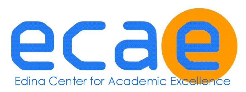 ECAE Logo
