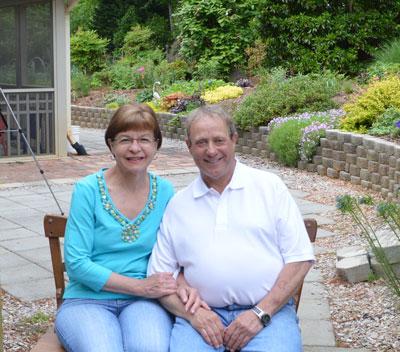 Linda and Ted Bilderback