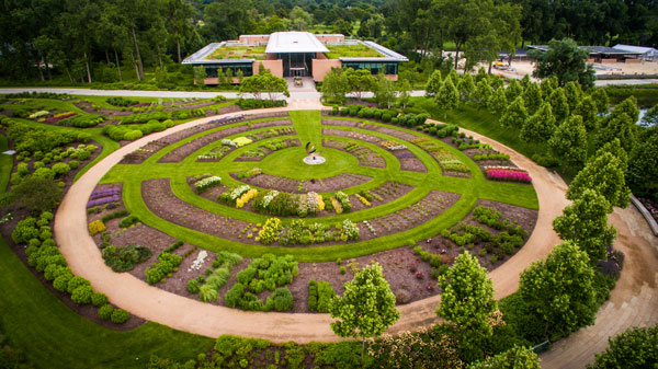 Plant Evaluation Garden and Green Roof