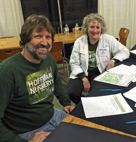 John & Jill Hoffman at PLANET SCD