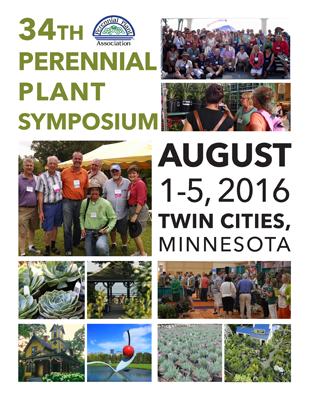 Perennial Plant Symposium 2016