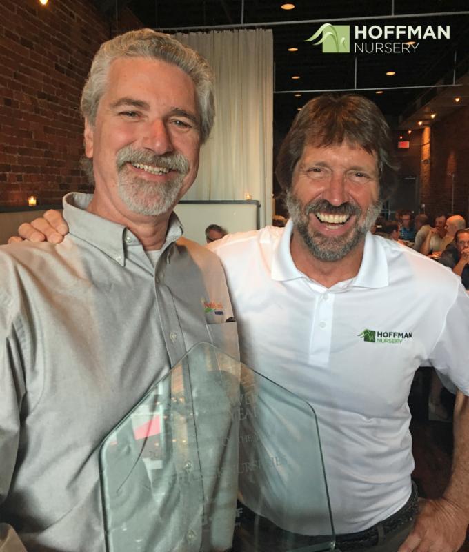 Steve Castorani and John Hoffman