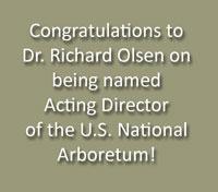 Congrats to Dr. Richard Olsen