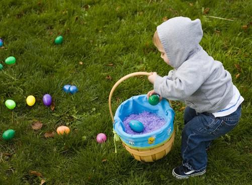 Busy Barns - Easter Eggs