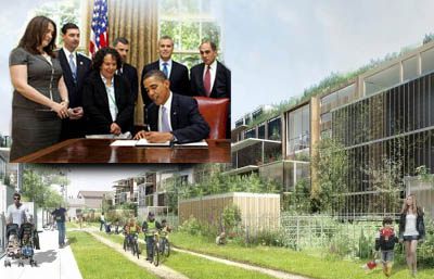 EcoDistricts & Executive Order
