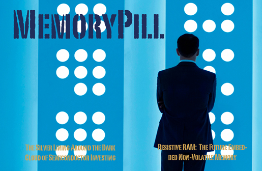 Memory Pill Cover March 2012