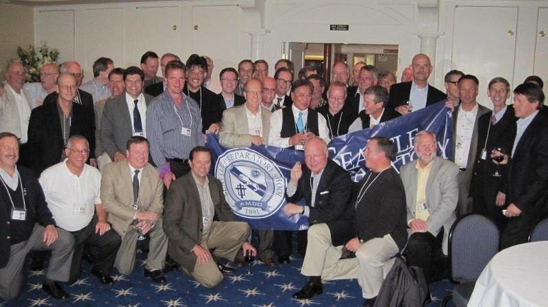 Prep class of 1970 40th reunion in 2010