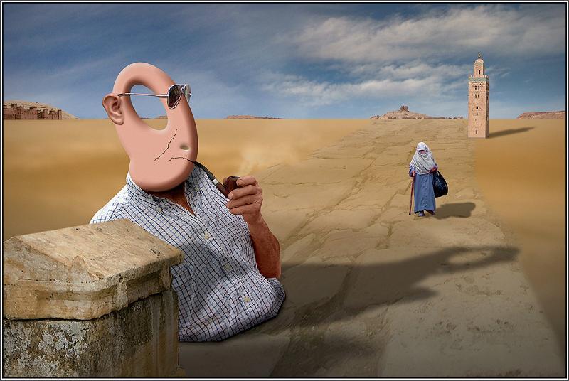 'Empty Head' by Nicolas Berlingieri