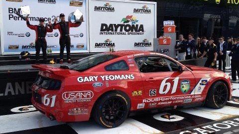 Grand Am Daytona 2013 Win