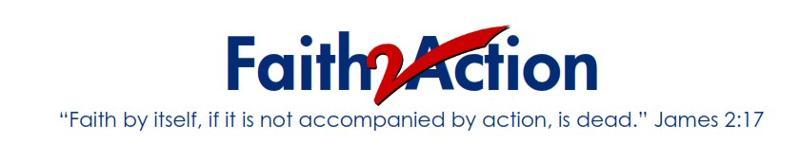 New F2A Logo
