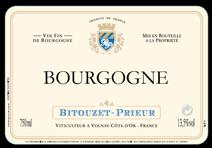 Bitouzet Bourgogne Rouge