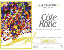 Guigal Turque Label