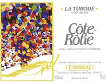 Guigal Turque Label