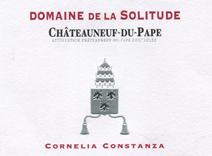 Solitude Cornelia Constanza Label