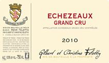 Felettig Echezeaux Label