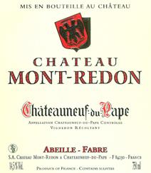 Mont-Redon Label