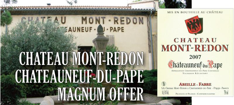 Mont-Redon Magnum Header