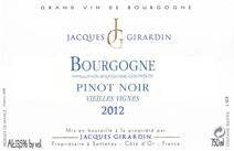 Girardin Bourgogne Label
