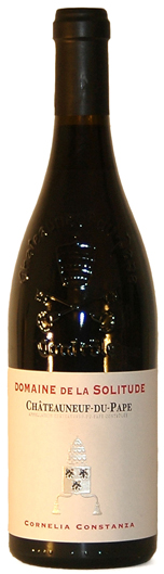 Solitude Constanza 2010 Bottle