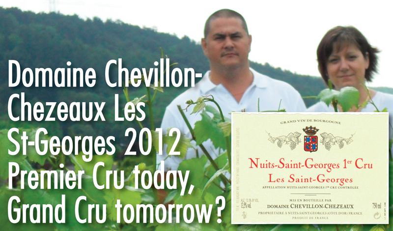 Chevillon-Chezeaux 2012 LSG