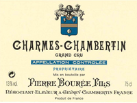 Bouree Charmes Label