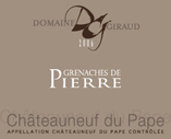Giraud Label Pierre