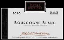 More-Coffinet Bourgogne 2010 Label