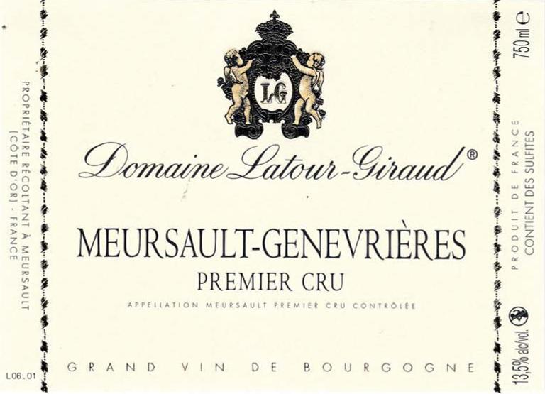 Latour-Giraud Genevrieres